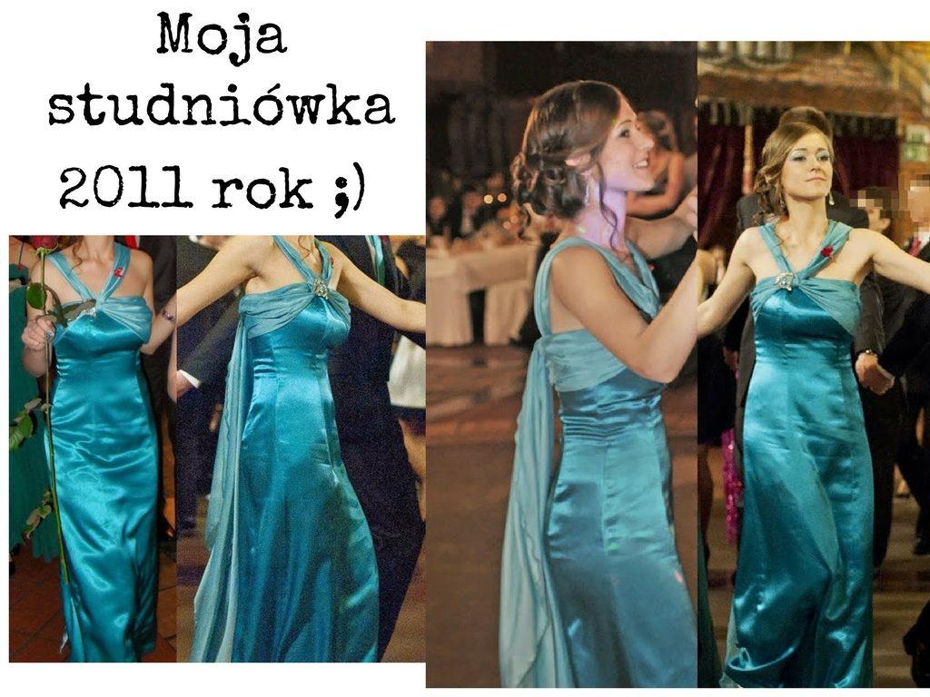 sukienka studniówkowa rok 2011