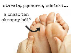 stopa, bół stopy podczas noszenia butów na obcasie