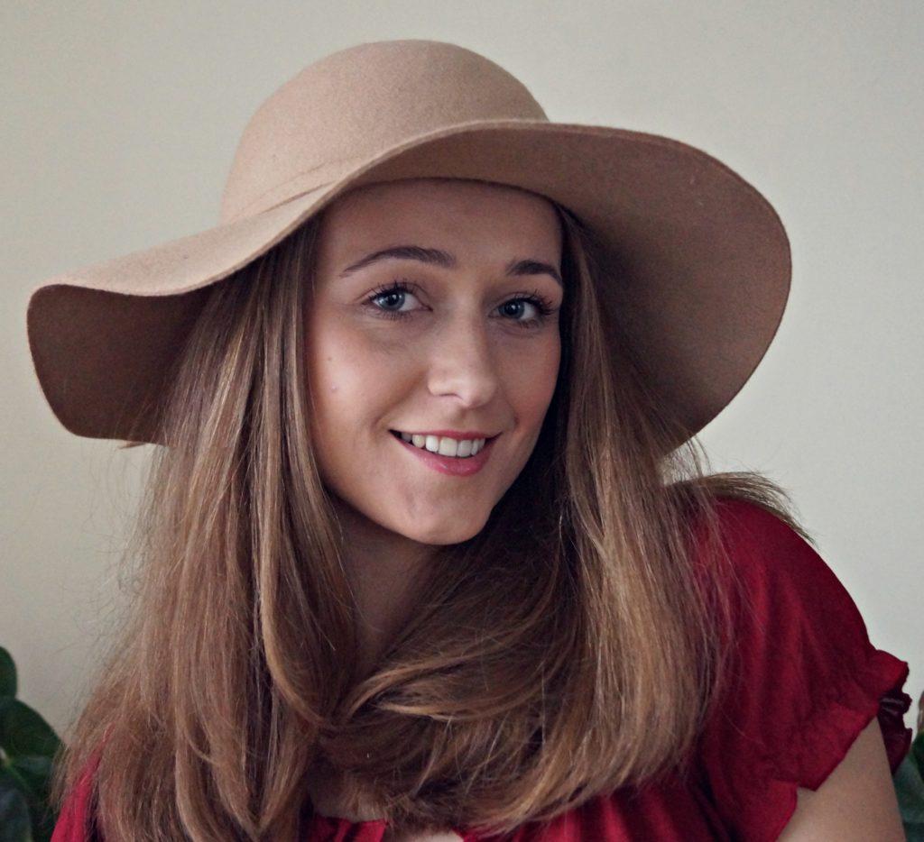 kapelusz brązowy