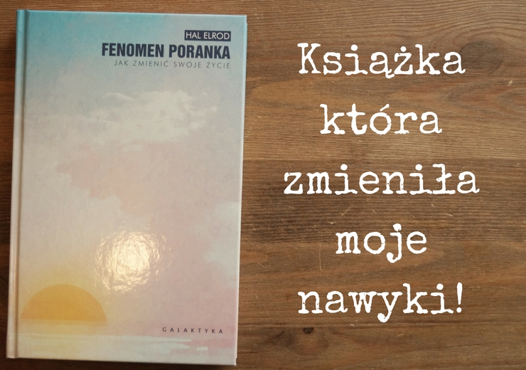 książka fenomen poranka hal elrod
