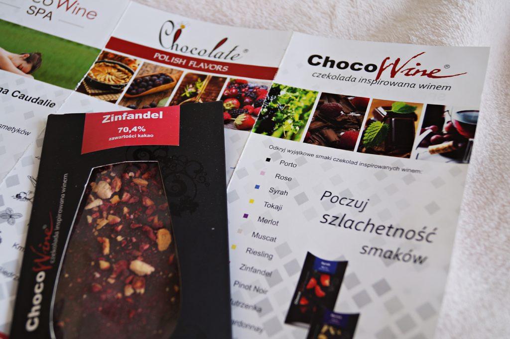 czekolada inspirowana winem kombornia dwór czekolady cena