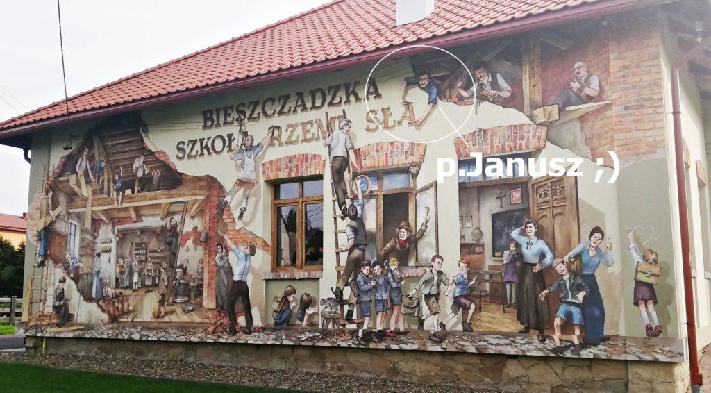 Uherce Mineralne, bieszczadzka szkoła rzemiosła, szkoła rzemiosła, bieszczady ciekawe atrakcje dla dzieci