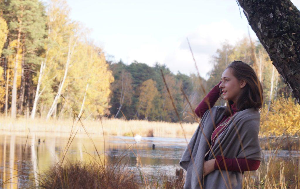 jesien, sesja jesienna, blog jesienny, nad woda, zegrze