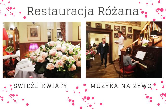 restauracja rozana mokotow opinie