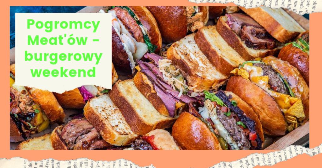 burgery warszawa Pogromcy Meat'ów