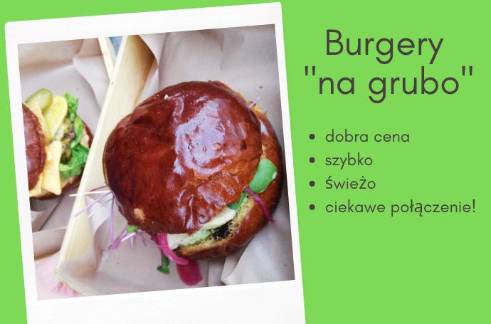 burgery warszawa Pogromcy Meat'ów, burgery warszawa
