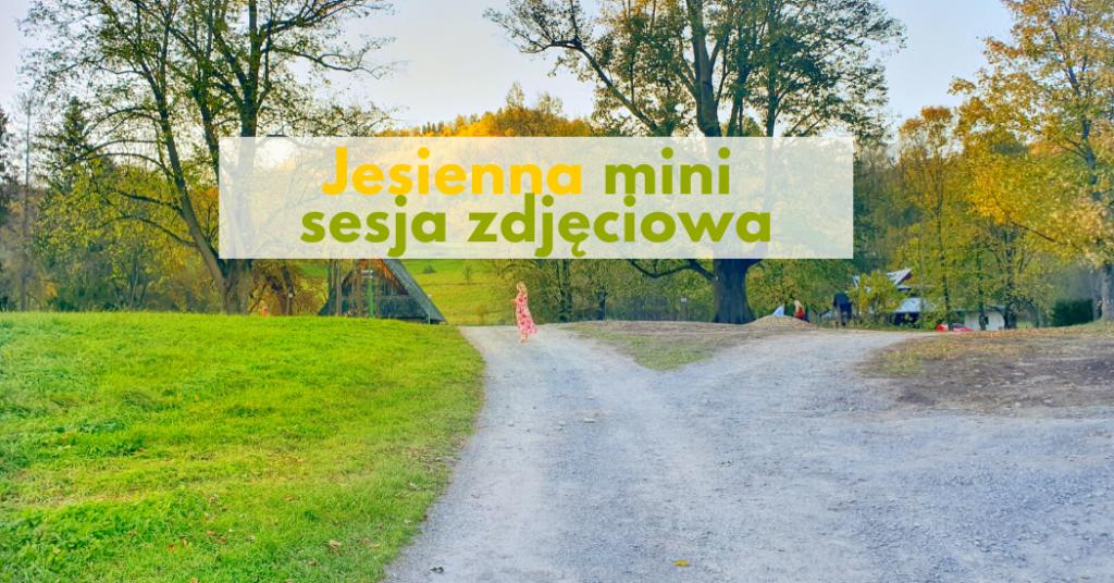 Park dworski hrabiów Wodzickich w Porębie Wielkiej
