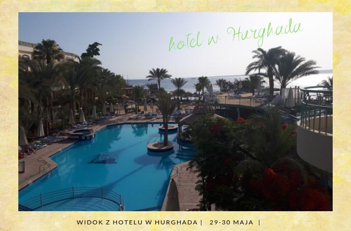 hotel hurdhada egipt