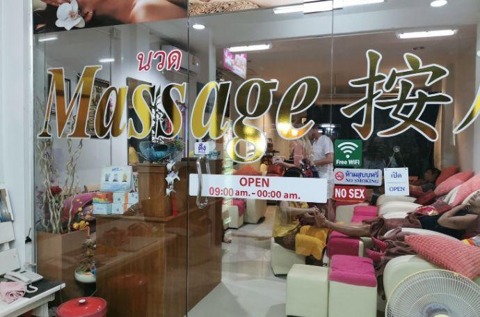 masaż tajski w talandii
