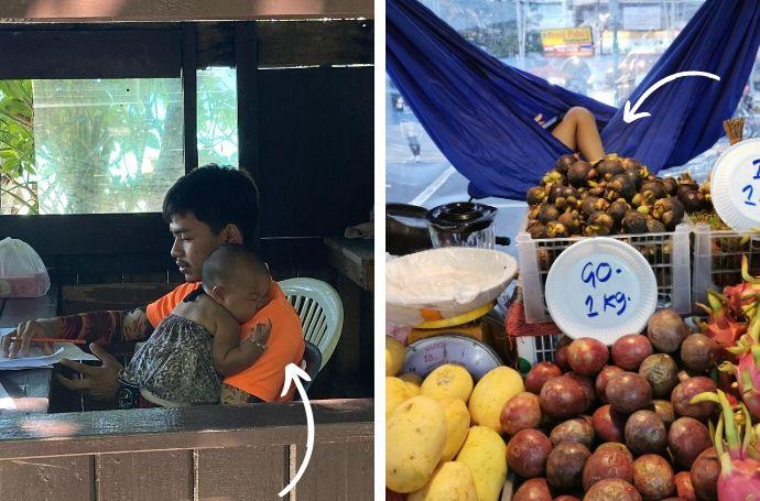 owoce tajlandia ceny