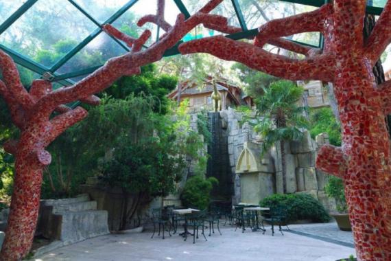 "Turcja opuszczony hotel ""Naturland Vacation Club in Eco Park"" w Kemer"