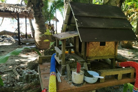 Similian Islands w Tajlandi